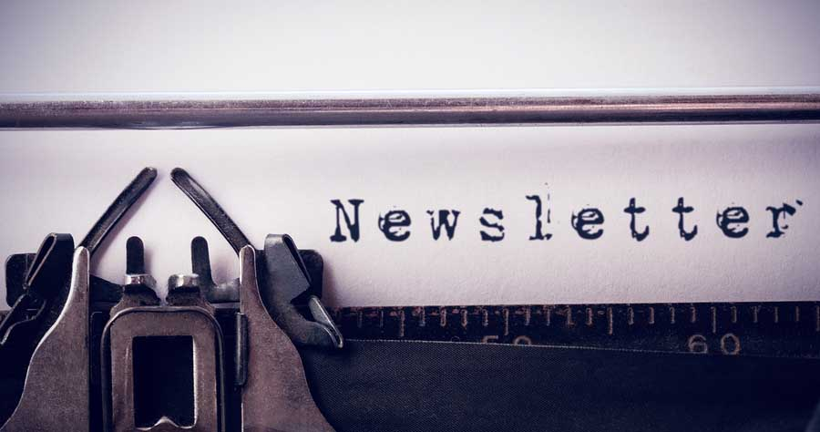 newsletter, article, events,