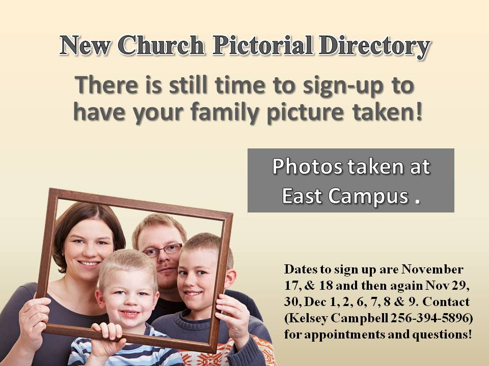 Directory, picture, family, Woodmont, Baptist, church, photo